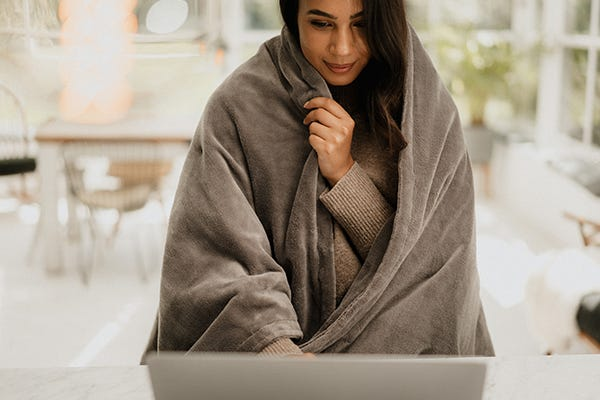 COCOON YOURSELF IN WARMTH
